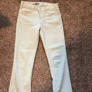 Pilcro jeans from Anthropologie
